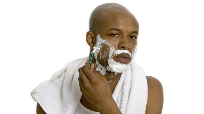 how to make yourself look bald without shaving your head
