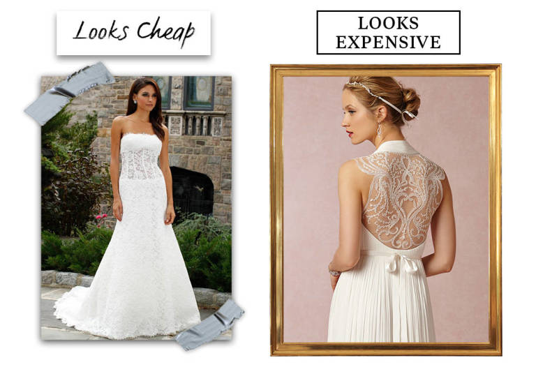a5ca76a6284 10 Reasons Your Wedding Dress Looks Cheap - FPN
