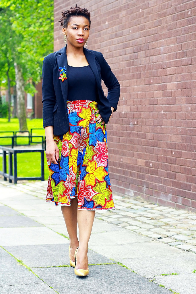 Smart ankara office styles for classic Men and Women ...