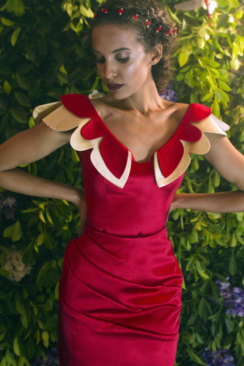 Deola By Deola Sagoe S Spring Summer 2015 Ready To Wear Collection Fpn