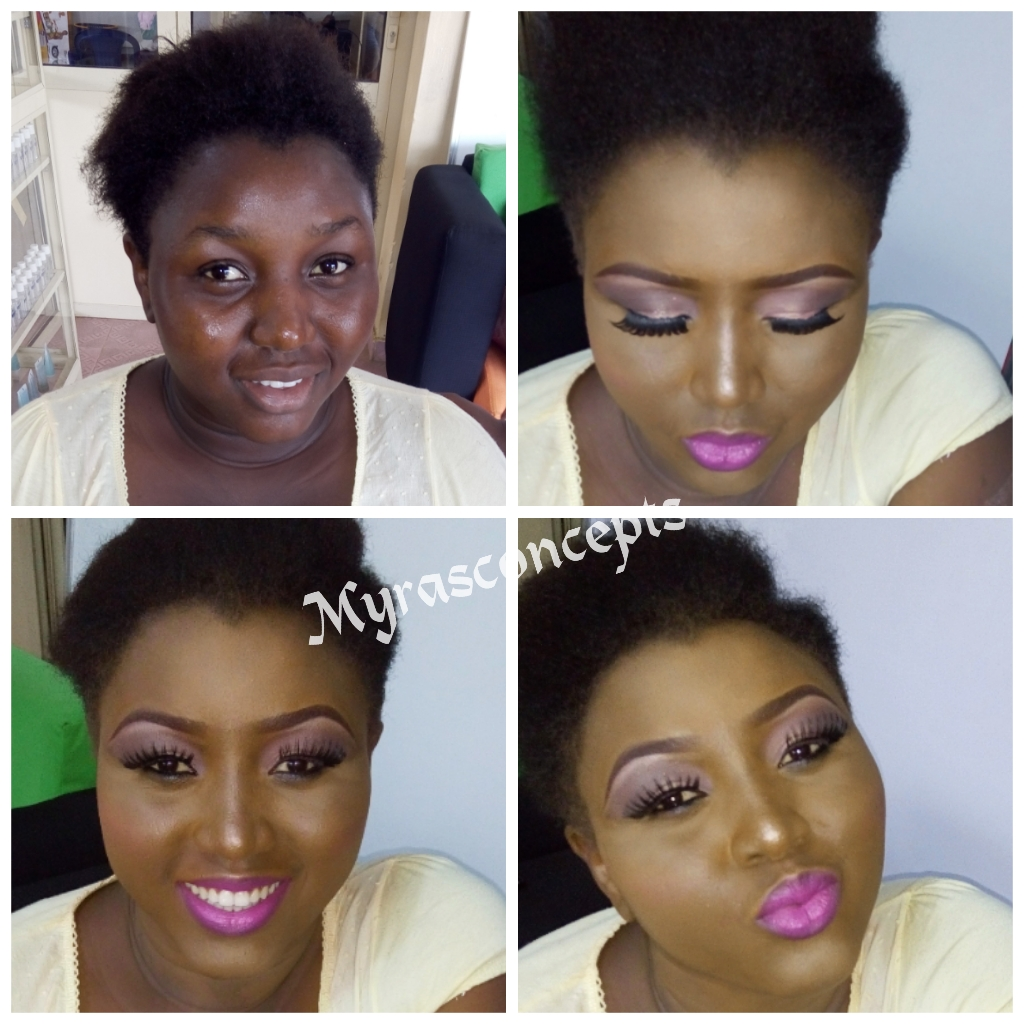 Makeup Before And After Black Women - Mugeek Vidalondon