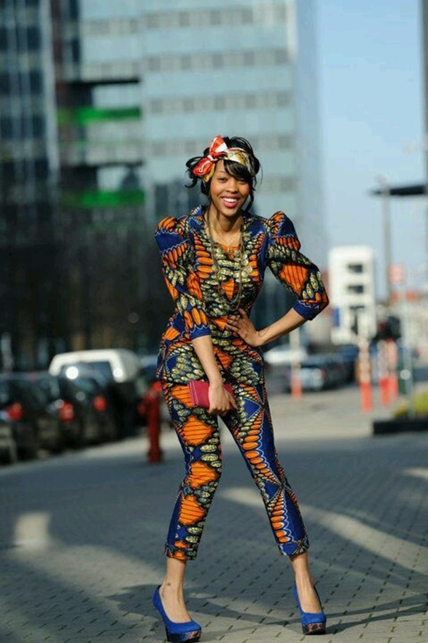 Polished African Prints Office Outfit Ideas for You to Try ...