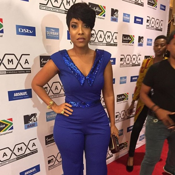 See The Best Dressed At The 2015 MTV Africa Music Awards - FPN