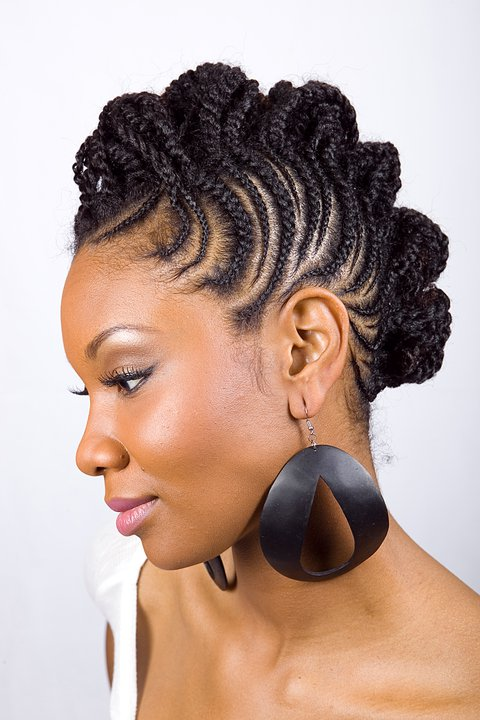Cool Natural Hairstyles You May Have Not Tried Before - FPN