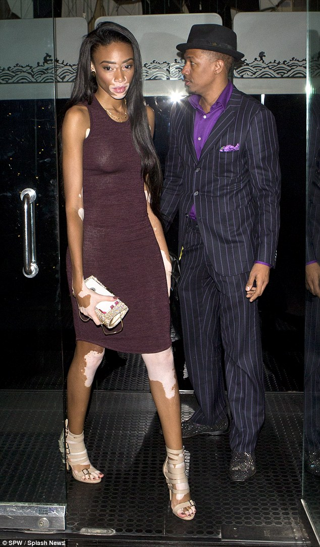 Girlfriends nick cannon Nick Cannon