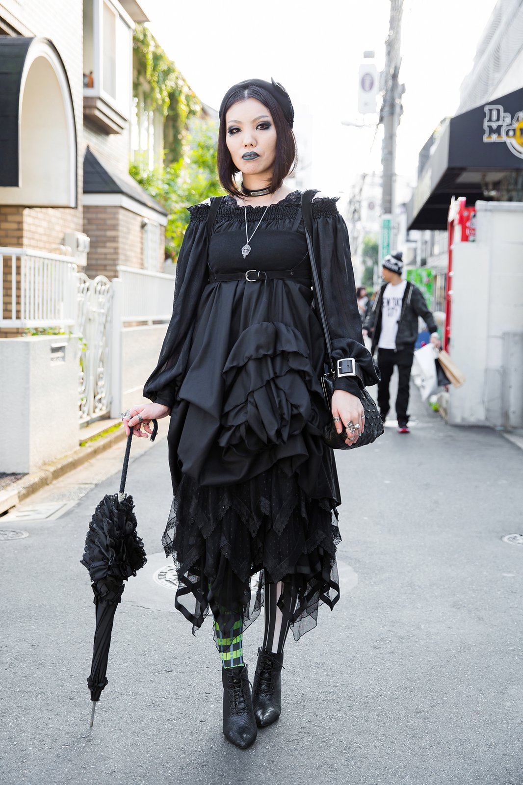 Check Out The Best Street Style From Tokyo Fashion Week Fpn