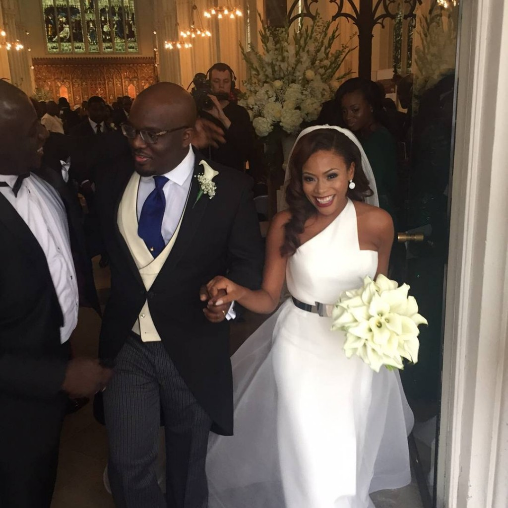 Fashion Police Nigeria - Dolapo Oni - Wedding
