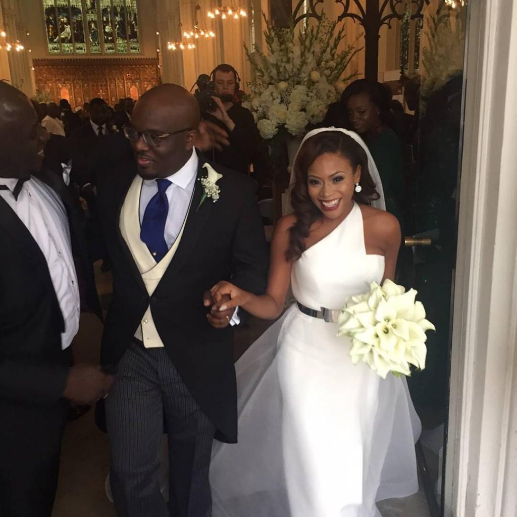 Fashion Police Nigeria - Dolapo Oni - Wedding