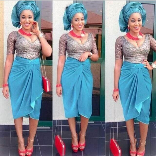 Knot Wrapper Style Fashion Police Nigeria 3