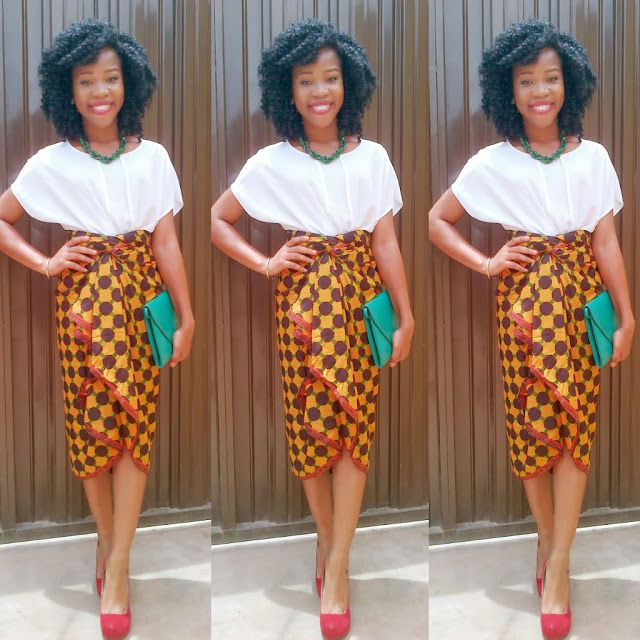 Knot Wrapper Style Fashion Police Nigeria1