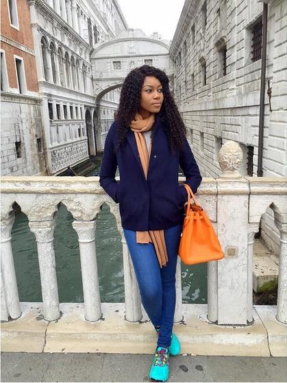 Yvonne Nelson Fashion Style