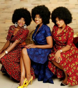 Image result for ankara hairstyle