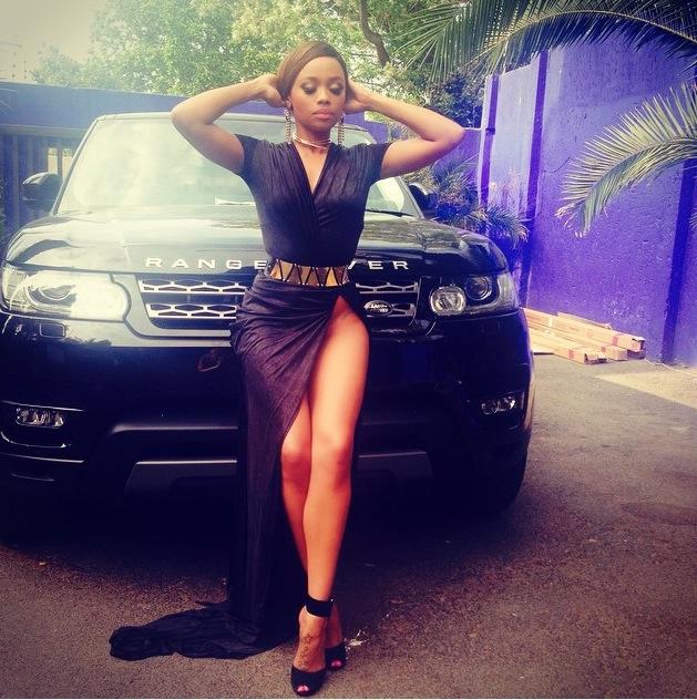 Nigeria celebrity fashion trends