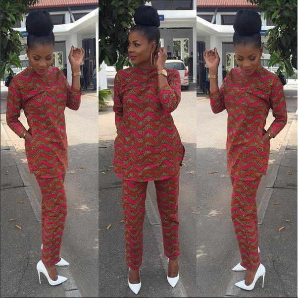 Latest Nigeria Fashion Police Styles Trend
