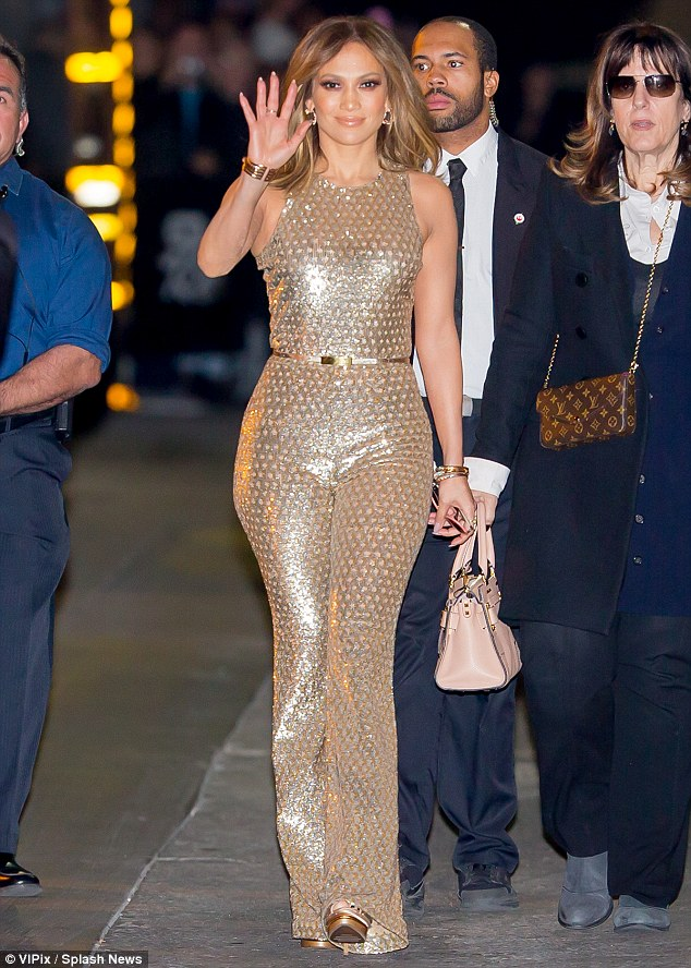 Jennifer-Lopez-Sequin-Jumpsuit-Fashion-Police-Nigeria-4