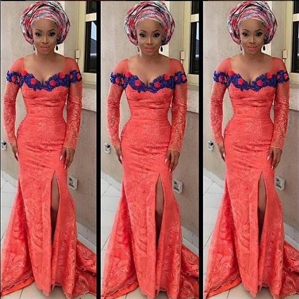 Oap Tolu Oniru S Traditional Wedding Outfits Looks