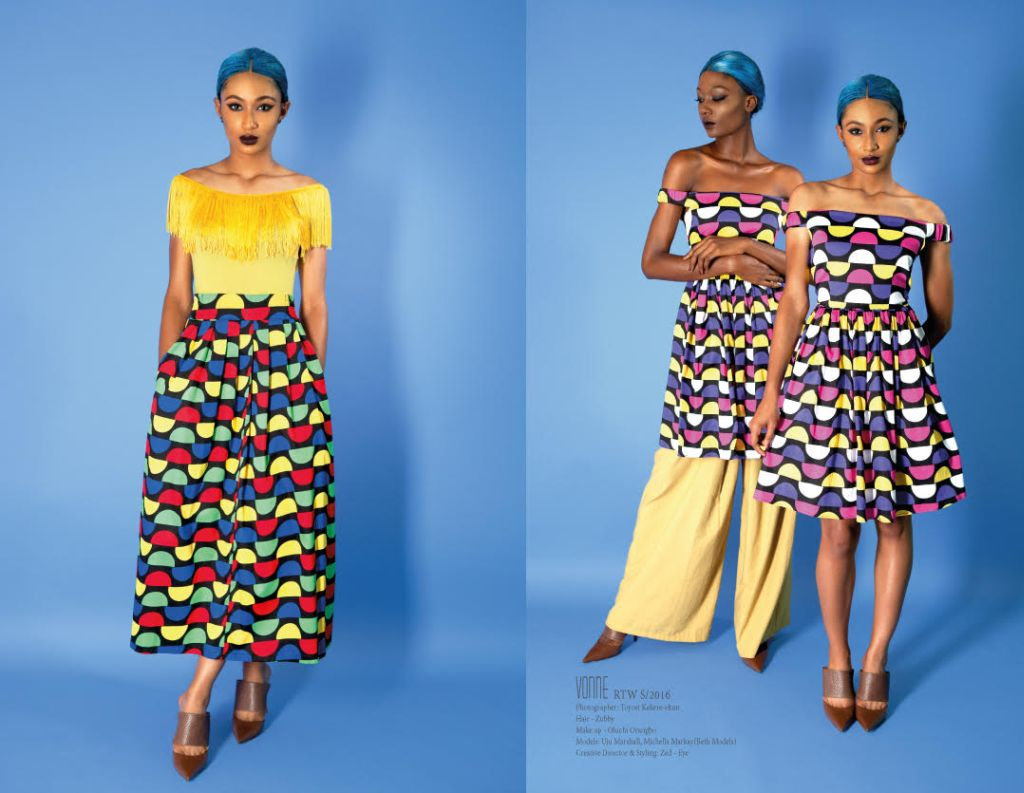 3a21721a9 Yvonne Nwosu's Spring/Summer Collection Has Everything You Want - FPN