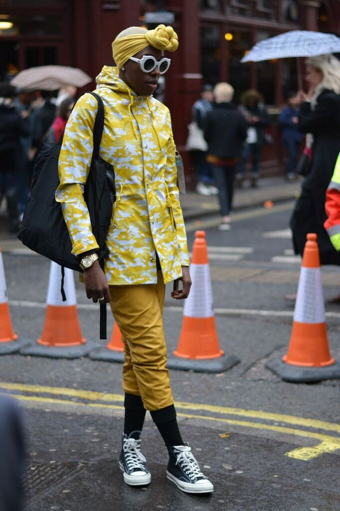 The Must See Street Style From London Fashion Week Fall 2016 Fpn
