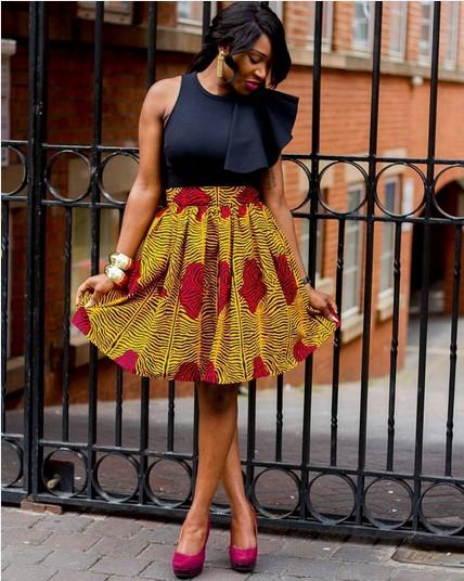 Nigeria Fashion Police Ankara 2016