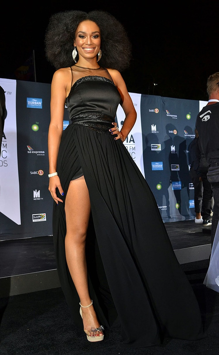 You Have To See What SA Celebs Wore To Metro FM Music