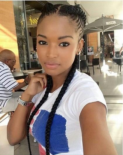 Fantastic Pops Of Fashion Fashion Police Nigeria Short Hairstyles For Black Women Fulllsitofus