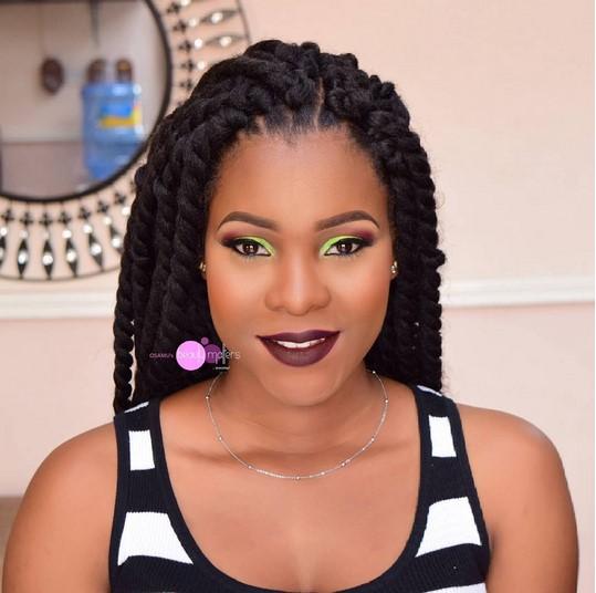 35 Wedding Makeup Ideas From Nollywood Celebrities