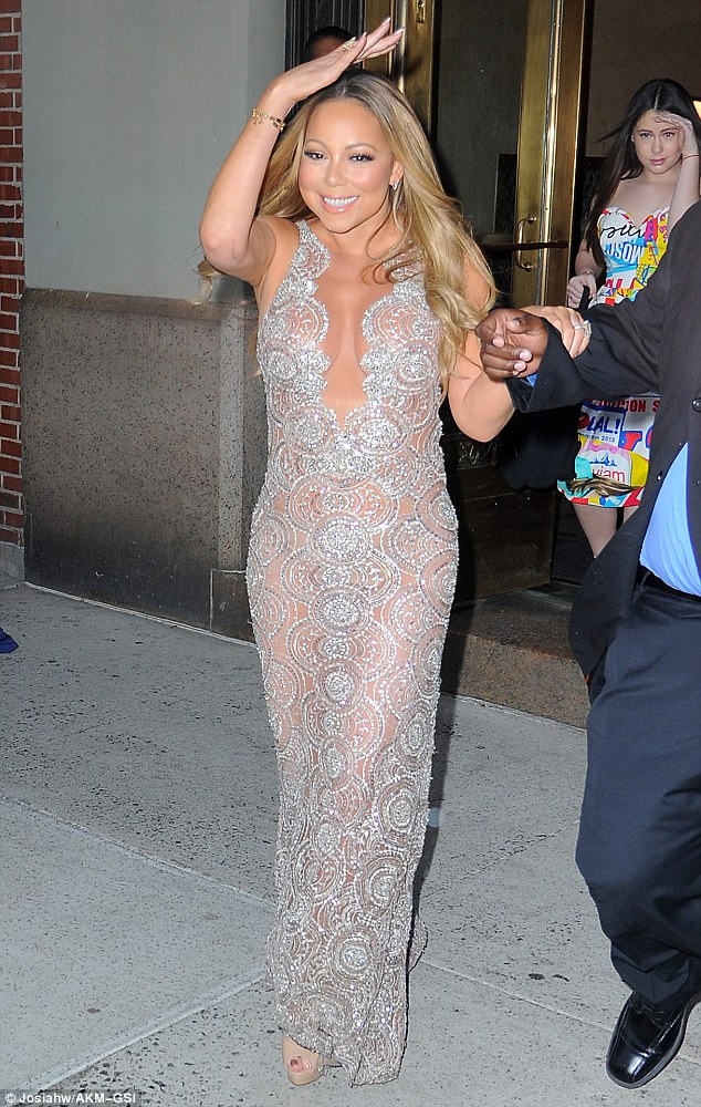Consider, Mariah carey goes naked have hit