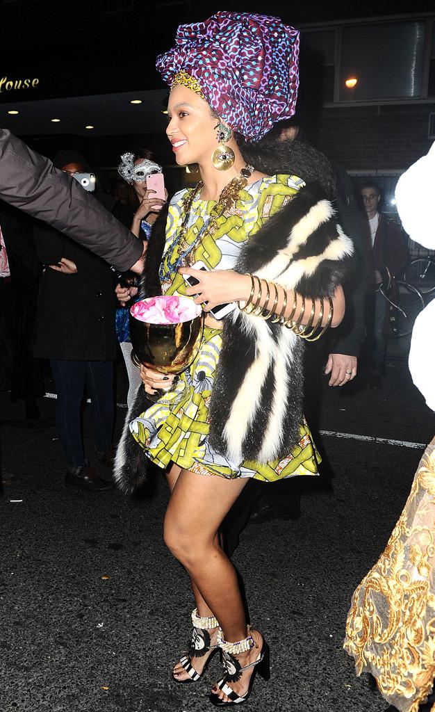 Celebrity wearing rompers