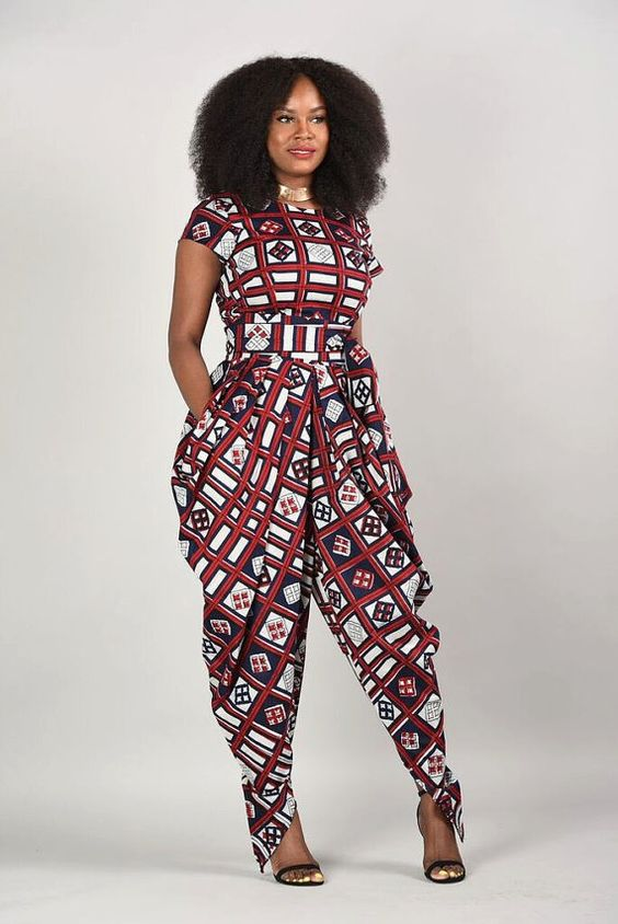 This Ankara Style Will Be The Biggest Trend In 2 Months Style Pointz
