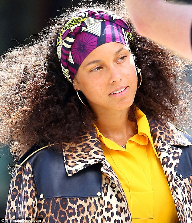 Alicia-Keys-No-Makeup-FashionPoliceNigeria