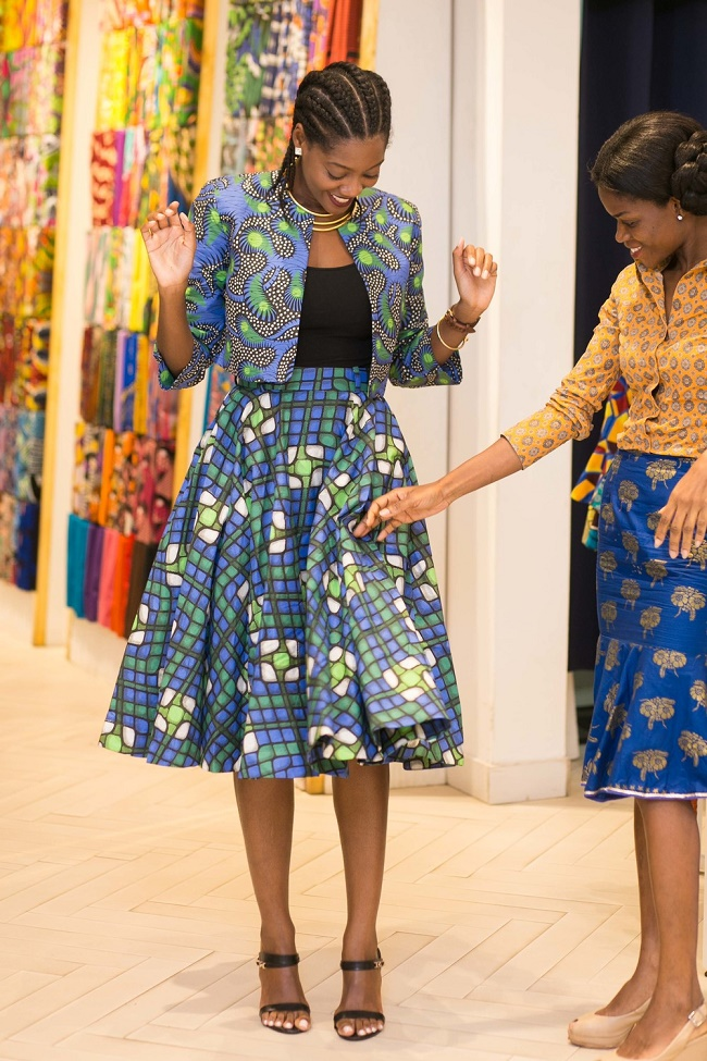 Ankara Fashion Designers In Nigeria