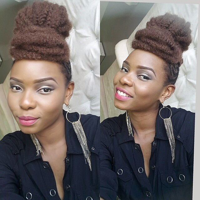 30 Hairstyles Only Yemi Alade Could Pull Off Page 20 Of 30