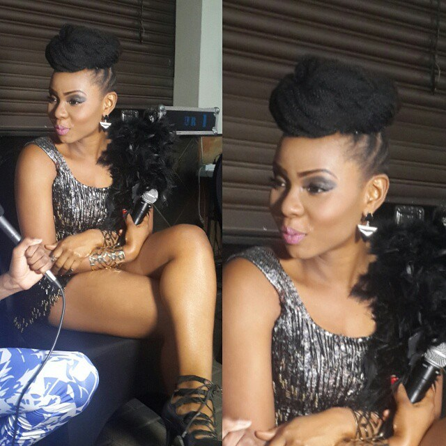 Yemi Alade Hairstyle Fashionpolicenigeria 26