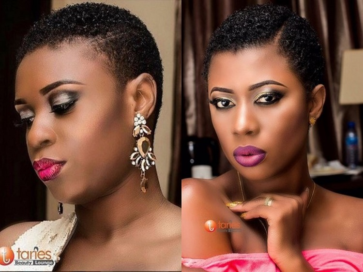 These 3 Ghanaian Celebs Will Make You Cut Your Hair Short Fpn