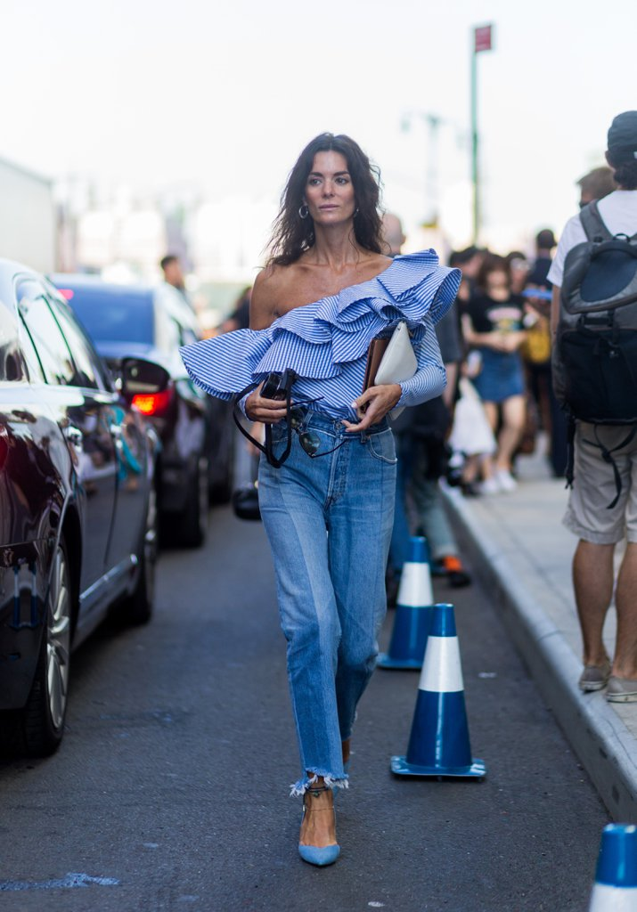 UPDATED: The Coolest Street Style From New York Fashion