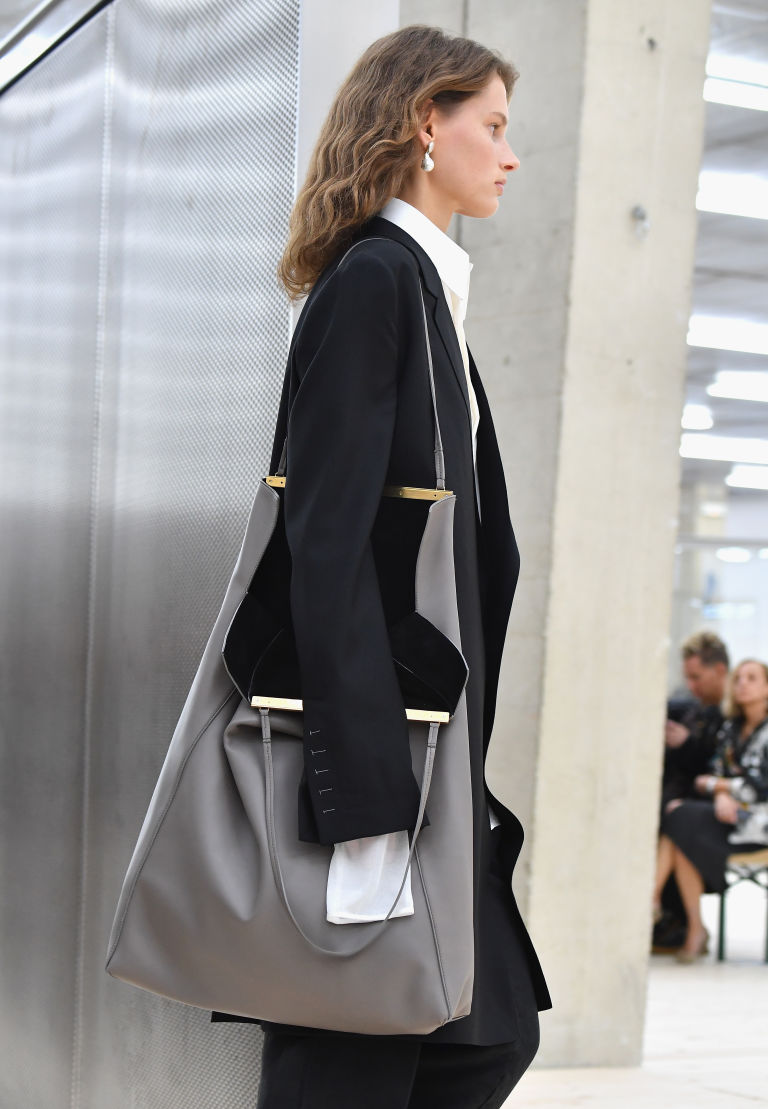 ef508a7562 Designers At Paris Fashion Week Are Literally Saying There ll Be No ...
