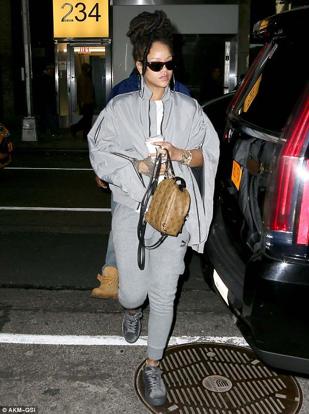 rihanna-all-gray-outfit-fashionpolicenigeria-2