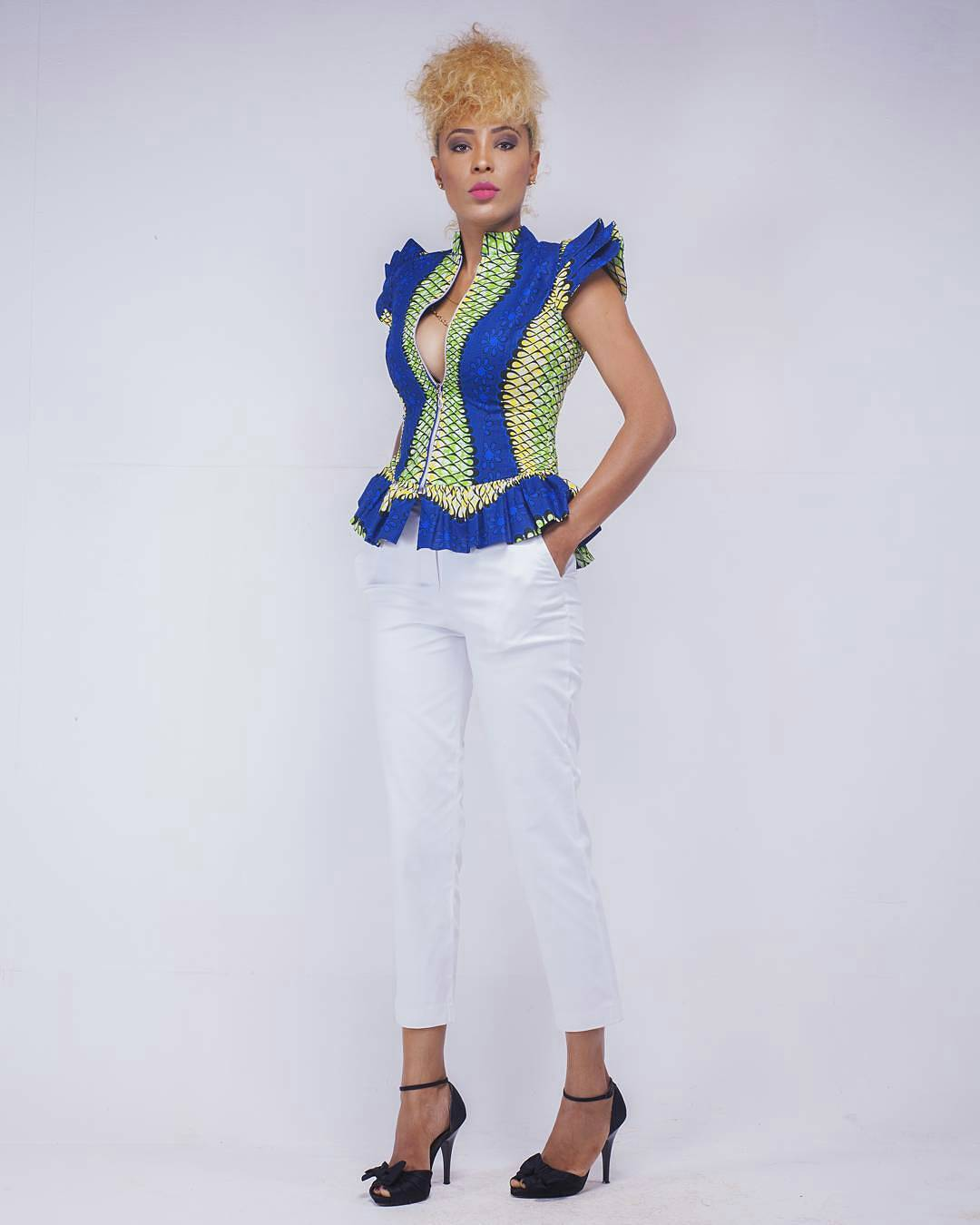 Fabulous Ankara Styles To Copy And Paste Into Your Closet This Holiday Season
