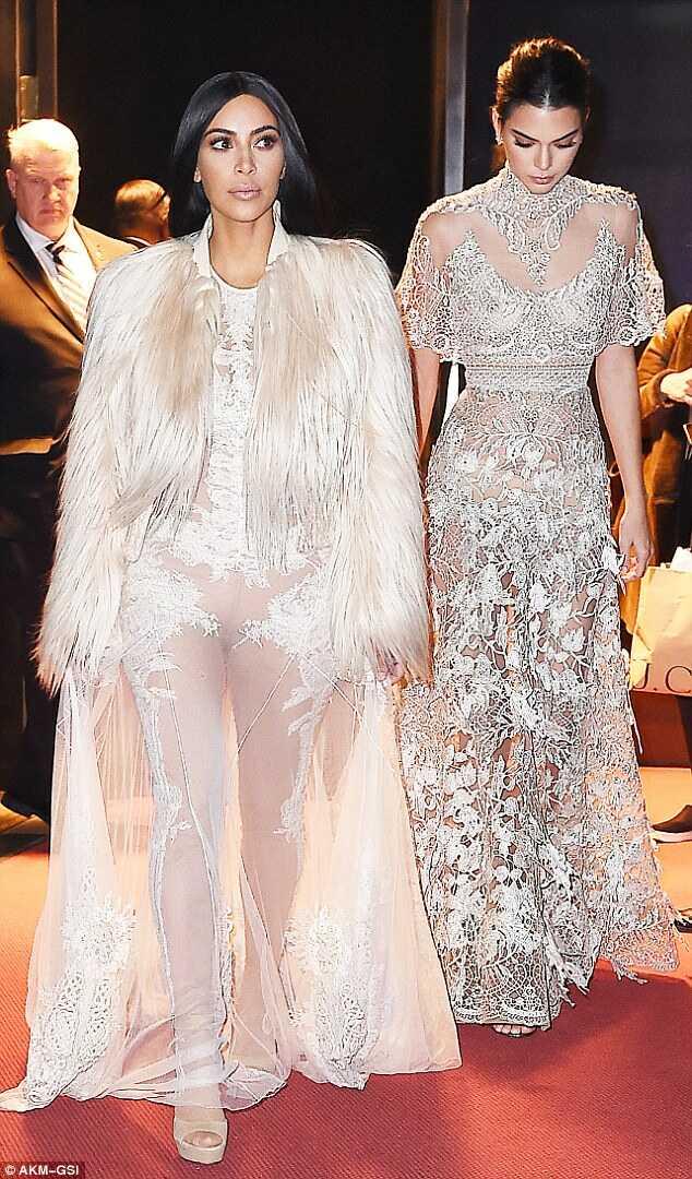 Kim-Kardashian-Givenchy-Sheer-Gown-Fashionpolicenigeria-1