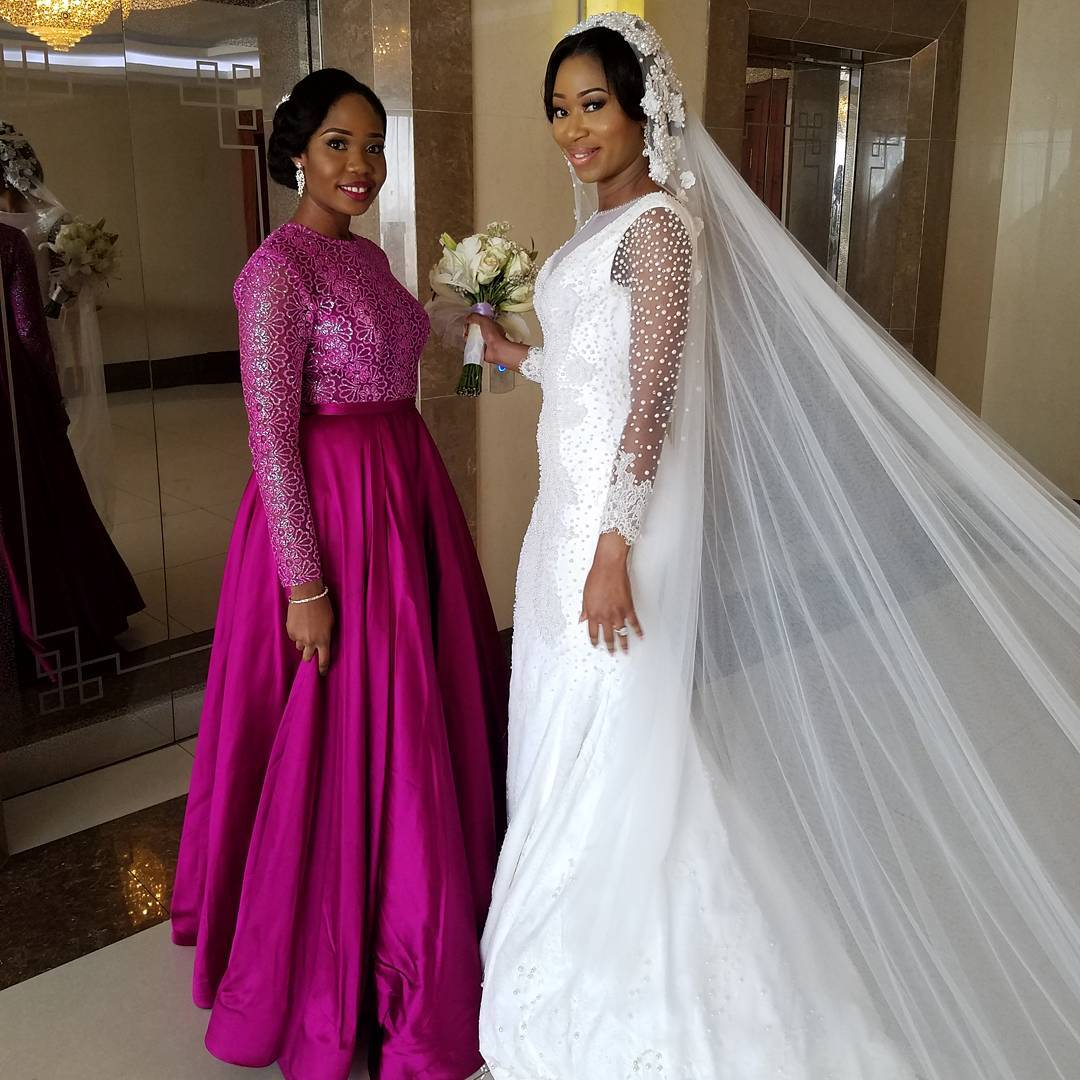 Samuel-Ganiu Kuteyi-Wedding-Fashionpolicenigeria-3
