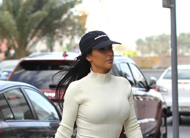 Kim Kardashian Is Smokin Hot In Bodycon Dress Fpn