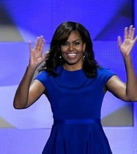 michelle-obama-dnc-dress-christian-siriano-fashionpolicenigeria