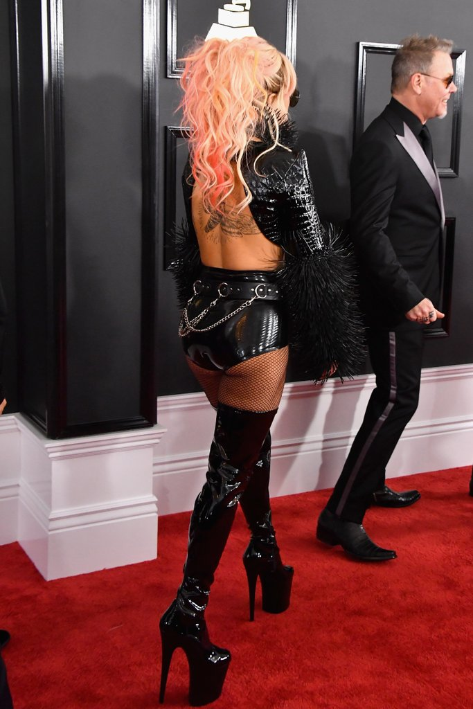 7b979050f65d Lady Gaga s Outfit For 2017 Grammys Is Something You ll Never Forget ...