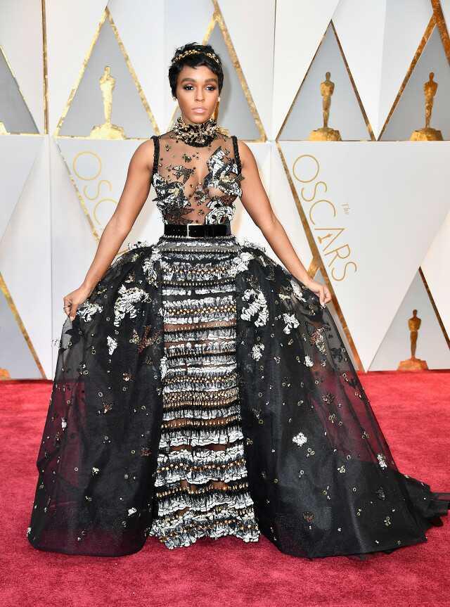 Oscars 2018 dresses fashion police nigeria