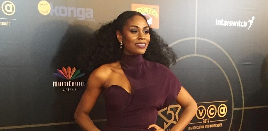 The 8 Best Dressed Actresses At The 2017 African Magic