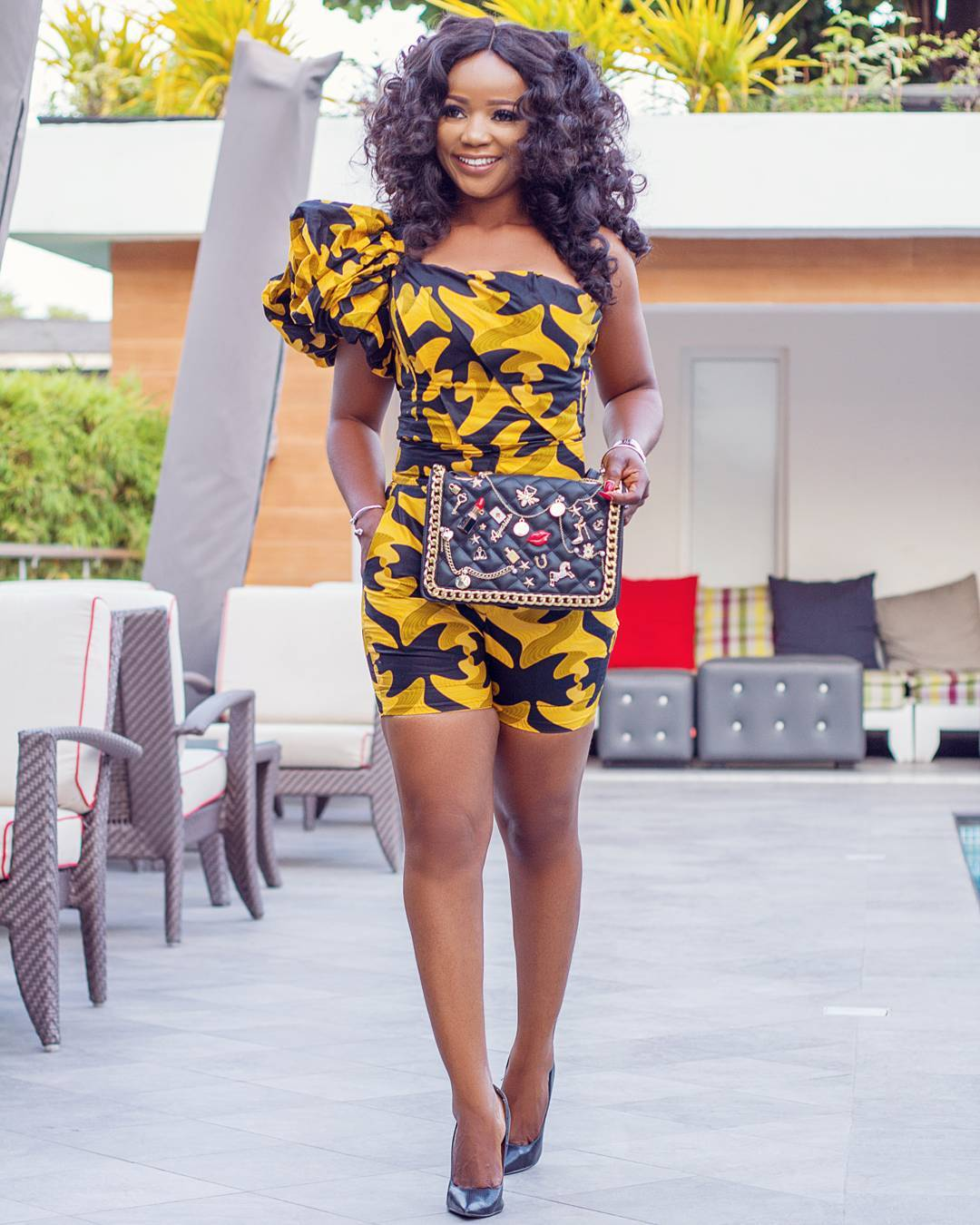 This Style Blogger Will Show You How To Wear One Ankara Print In 4 Ways Fpn