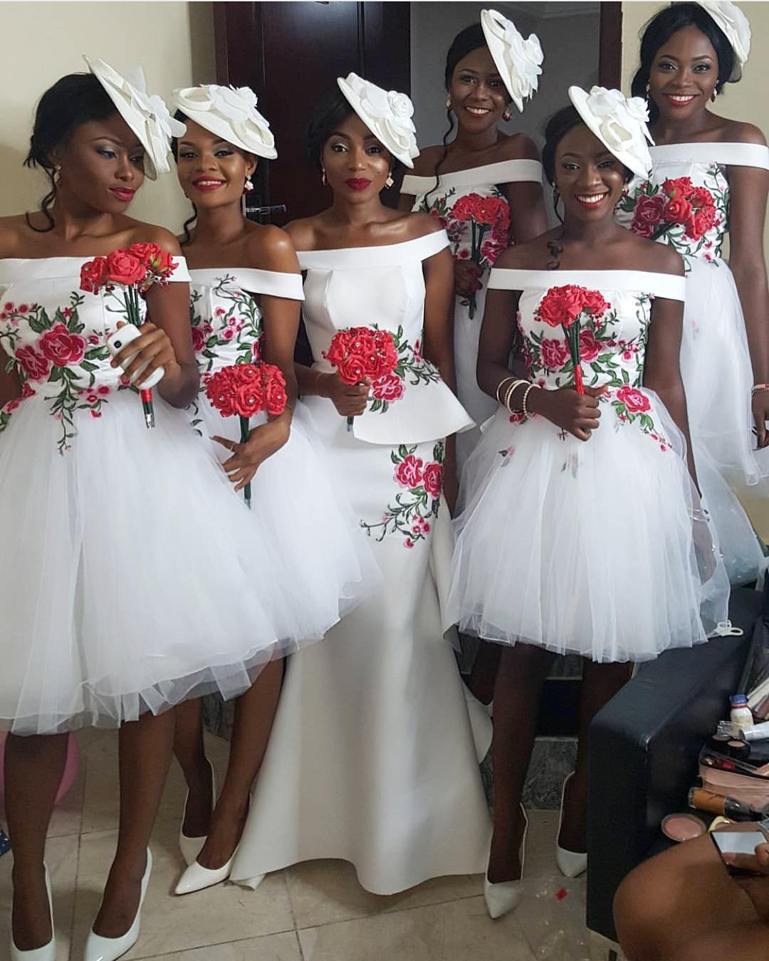 Nigerian Wedding Gowns: Nigerian Wedding Dresses Instagram