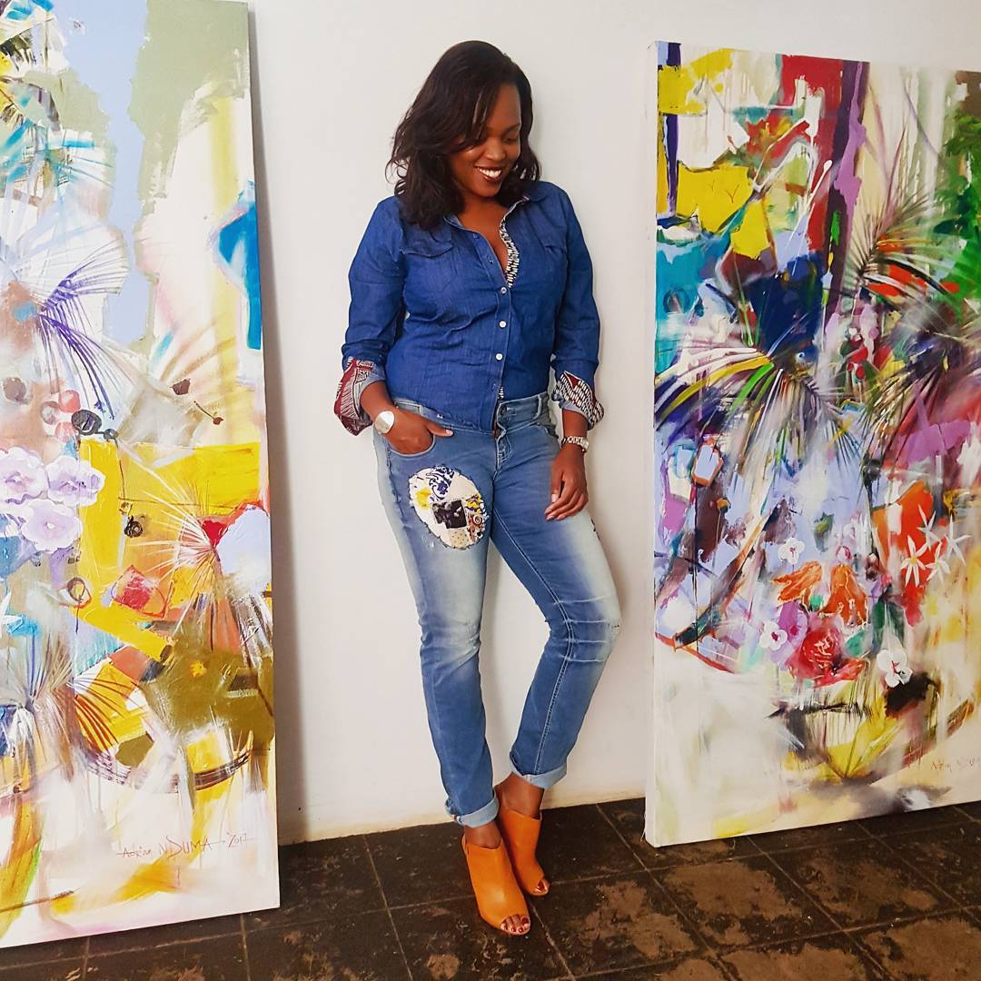 Where To Buy Fur Rug In Lagos: 11 Fashion Reasons Why You Should Follow Diana Opoti