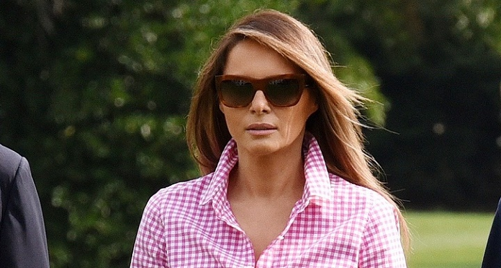 Melania-Trump-Pink-Outfit