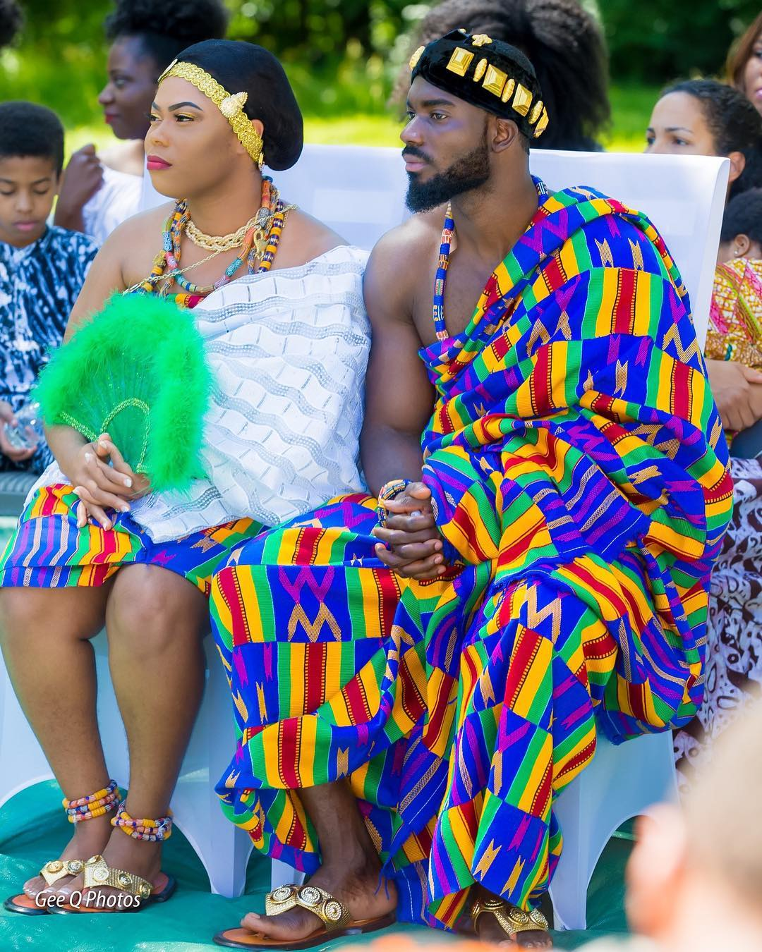 Why We Love Ghana Traditional Wedding Attire Fashionpolicenigeria